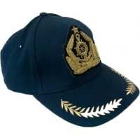 Бейсболка с ручной вышивкой
