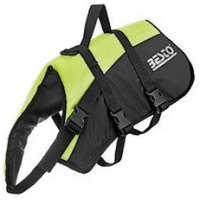 Спасательный жилет De Luxe для собак весом 4-8 кг Зеленый