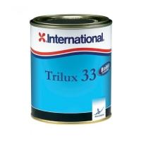 Необрастающая краска TRILUX 33, красный, 0,75 л