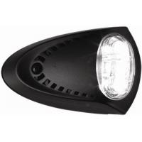 Фара швартовная светодиодная в черном корпусе
